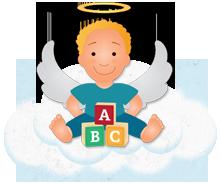 Little Angels Logo
